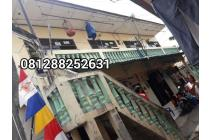 Dijual Rumah Kontrakan 2 lantai Kayu Tinggi Gempol Cakung Jaktim