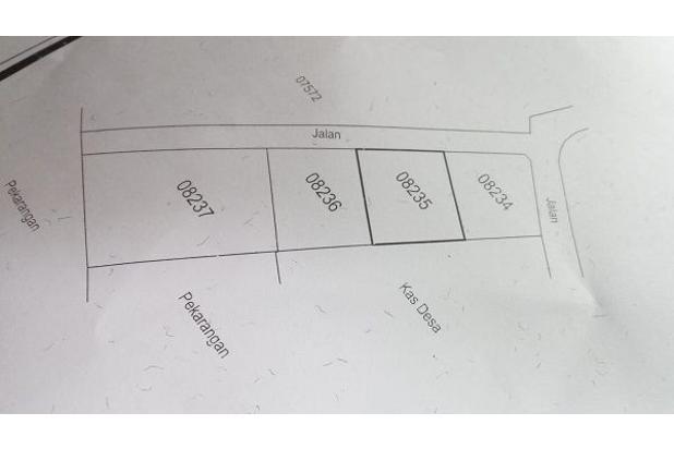 Rp324jt Tanah Dijual