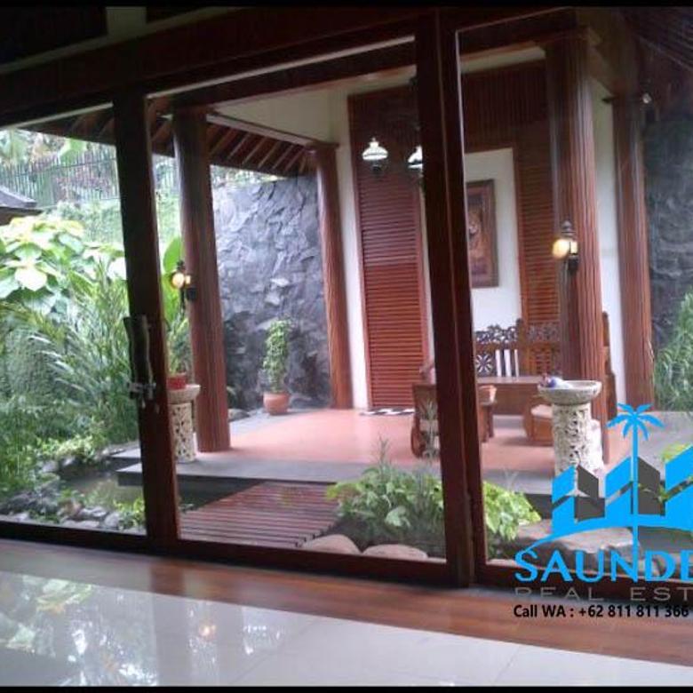 Rumah Bintaro Jaya Sektor 9 Hadap Selatan Siap Huni !!!