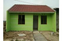 Rumah 100 meter dari Stasiun Daru Tangerang