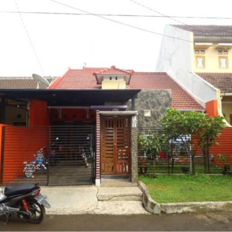 Jual Rumah Nyaman dan Siap Huni di Komplek Nusa Hijau Cimahi PR460