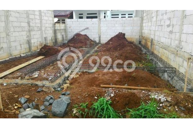 Tanah Kaveling Bedahan, Sawangan: SHM, Ukuran 90-an M2 14417051