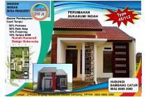 Rumah murah design suka suka