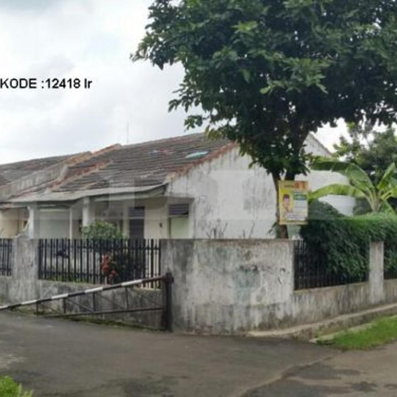 KODE :12418(Ir) Rumah Tua Dijual Sarua Makmur, Hook, Luas 483