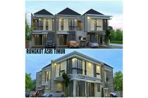 Dijual Rumah Murah Baru di Rungkut Asri Timur, Surabaya