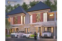 Rumah Nuansa Villa 2 Lantai, Wilayah Cimahi, Dekat Sekolah, Bebas Banjir