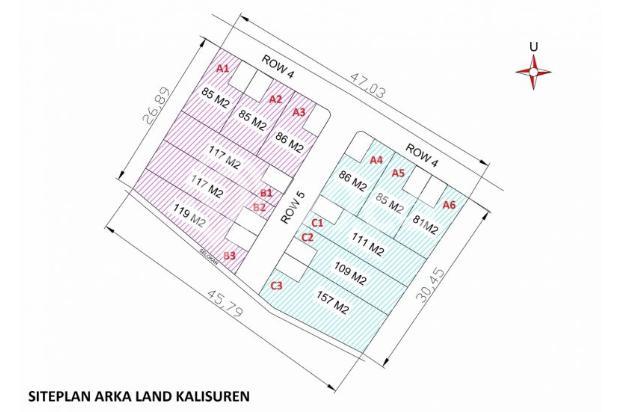 Cash Tempo 12 X Non Bunga, Arka Land Kalisuren 17266906