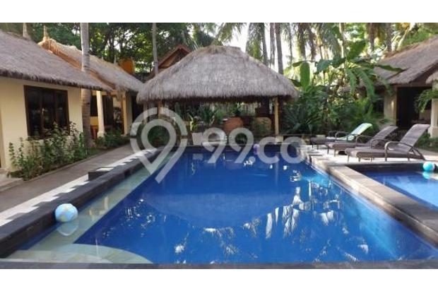 Dijual Villa Cantik Gili Trawangan. Hanya 100 meter dari pantai. 16355509