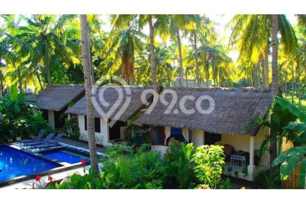 Dijual Villa Cantik Gili Trawangan. Hanya 100 meter dari pantai. 16355511