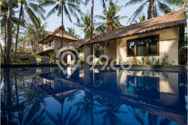 Dijual Villa Cantik Gili Trawangan. Hanya 100 meter dari pantai. 16355512