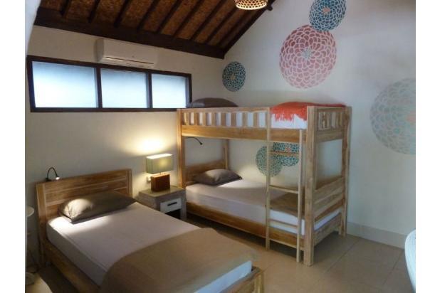 Dijual Villa Cantik Gili Trawangan. Hanya 100 meter dari pantai. 16355544