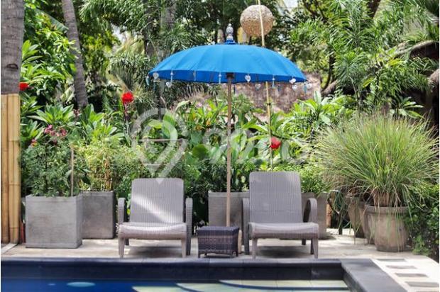 Dijual Villa Cantik Gili Trawangan. Hanya 100 meter dari pantai. 16355547