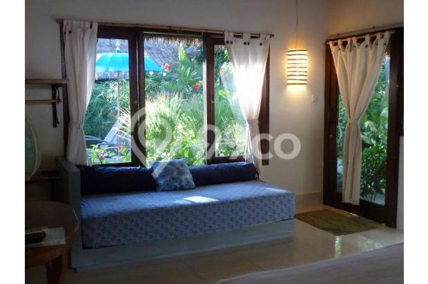 Dijual Villa Cantik Gili Trawangan. Hanya 100 meter dari pantai. 16355549