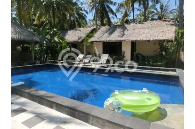 Dijual Villa Cantik Gili Trawangan. Hanya 100 meter dari pantai. 16355630