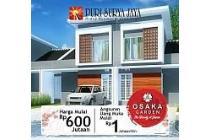Osaka Blossom @Puri Surya Jaya open NUP now! Start 600jt-an strategis