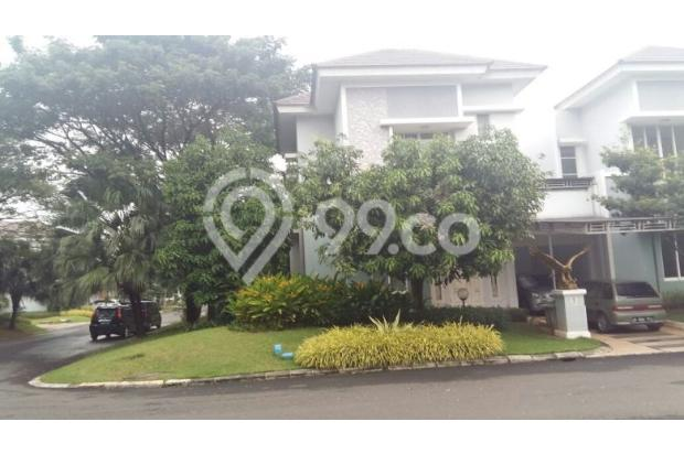 Dijual Rumah Bagus Lokasi Strategis Serpong Tangerang. 13427426