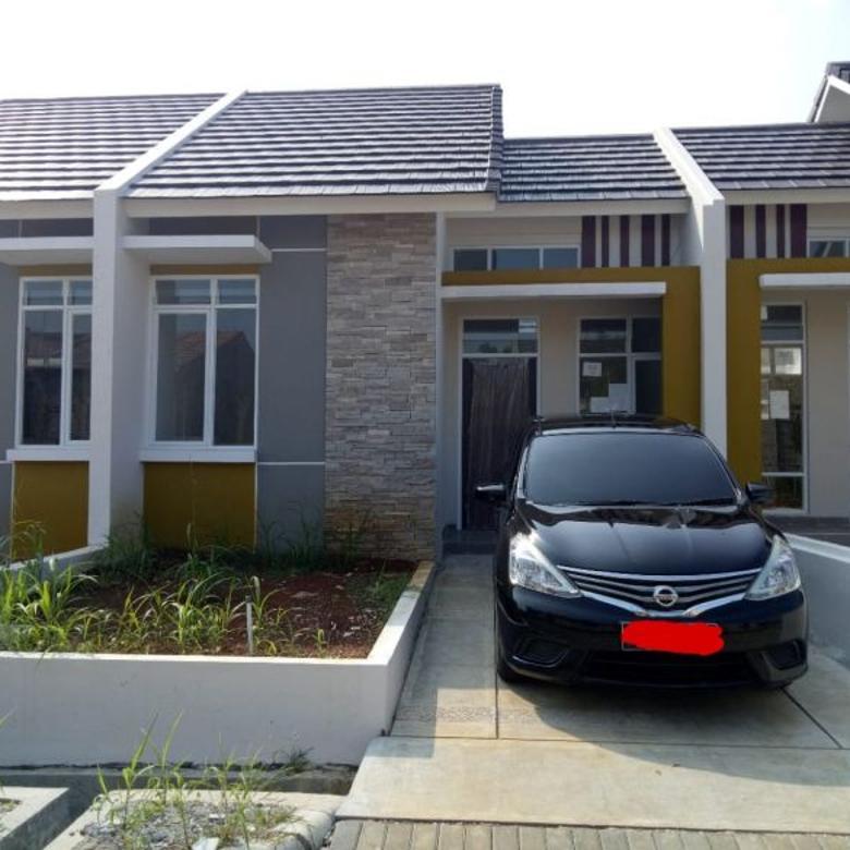 Jual Cepat Rumah 1 Lantai Over Kredit, Bogor, Jawa Barat