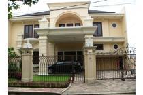 Rumah Mewah di Kawasan Lebak Bulus, Jakarta Selatan