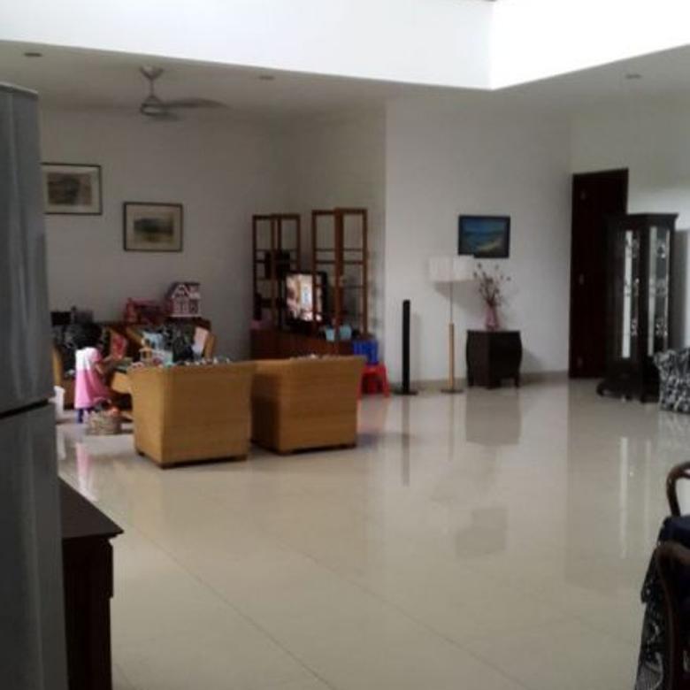 Jual Rumah Kayu Putih Pulo Gadung 4 Kamar LT/LB 400/300m2 SHM