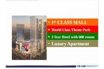Trans Park Cibubur-Apartemen dgn Trans Studio Hrg Perdana