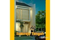 Rumah Dijual Sutorejo Tengah Surabaya Timur Siap Huni Baru Minimalis
