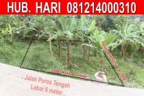 Tanah Kavling Daerah Sekemandung Cijambe Girimekar Ujungberung Bandung