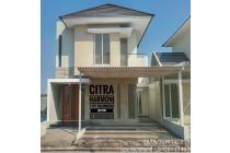 Rumah citra harmoni type richmond 123/135