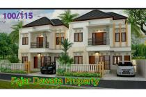 Rumah Indent 2 lantai Type 100 DP Mudah Ungasan Badung Bali