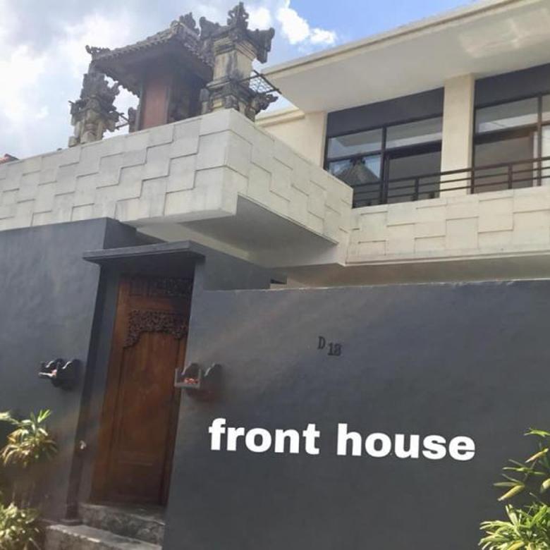 Rumah Mewah Di Jln, Gn.Sanghyang Denpasar Dk Ke Muding,Canggu