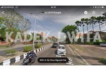 Tanah bypas Ngurah Rai Sanur dkt sunset road kuta