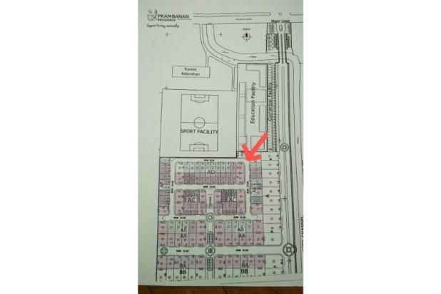 Dijual Tanah Hook di Prambanan Residene 5519025
