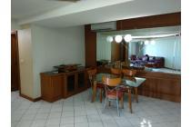 Apt Taman Anggrek 3BR, 146 m2, Furnished, high floor, Jakarta Barat