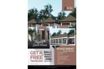 Dijual Rumah 2BR Komersial Area di Algira Guest House, Bogor