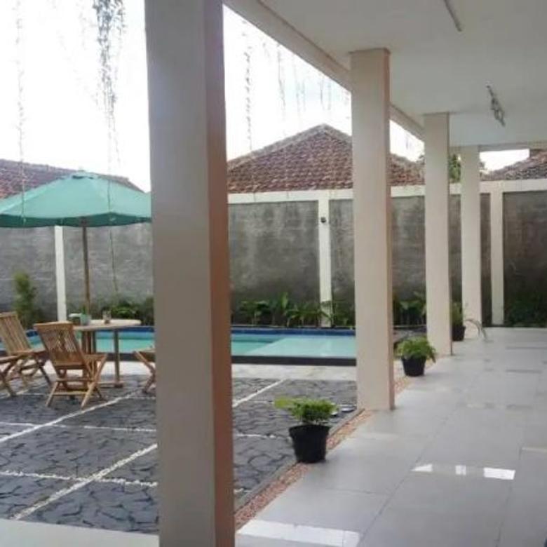 Rumah Furnish Ada Kolam Renang Pribadi Jln Kaliurang km 10