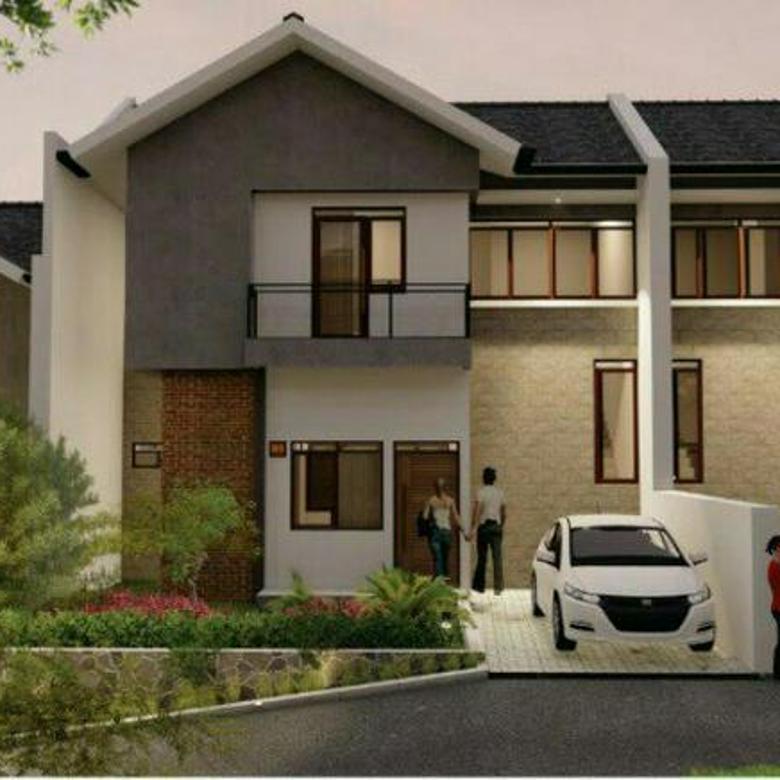 Rumah Baru Minimalis @Awiligar