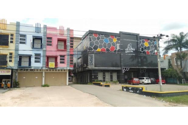 Rp12mily Gedung Bertingkat Dijual
