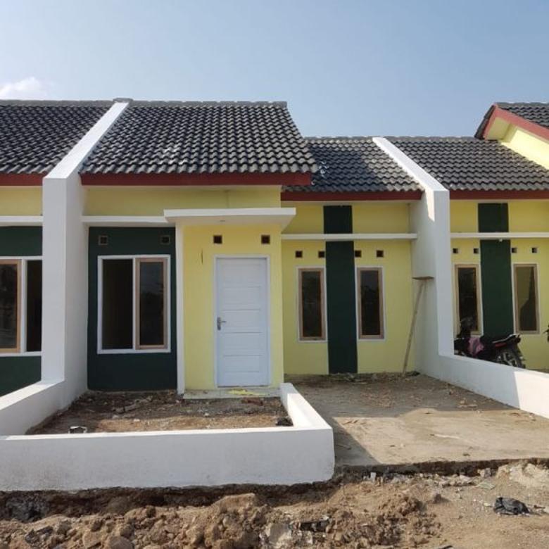 Rumah Murah Bandung Sukamukti Strategis Biaya KPR Gratis