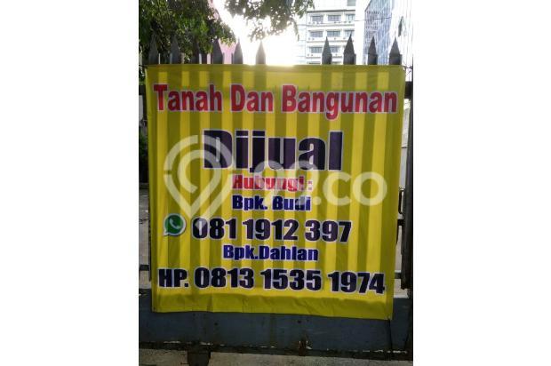 dijual tanah dan bangunan 17306683