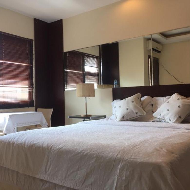 Muraah!! Apartemen Setiabudi, 1Kt, Lantai 16, Full Furnish