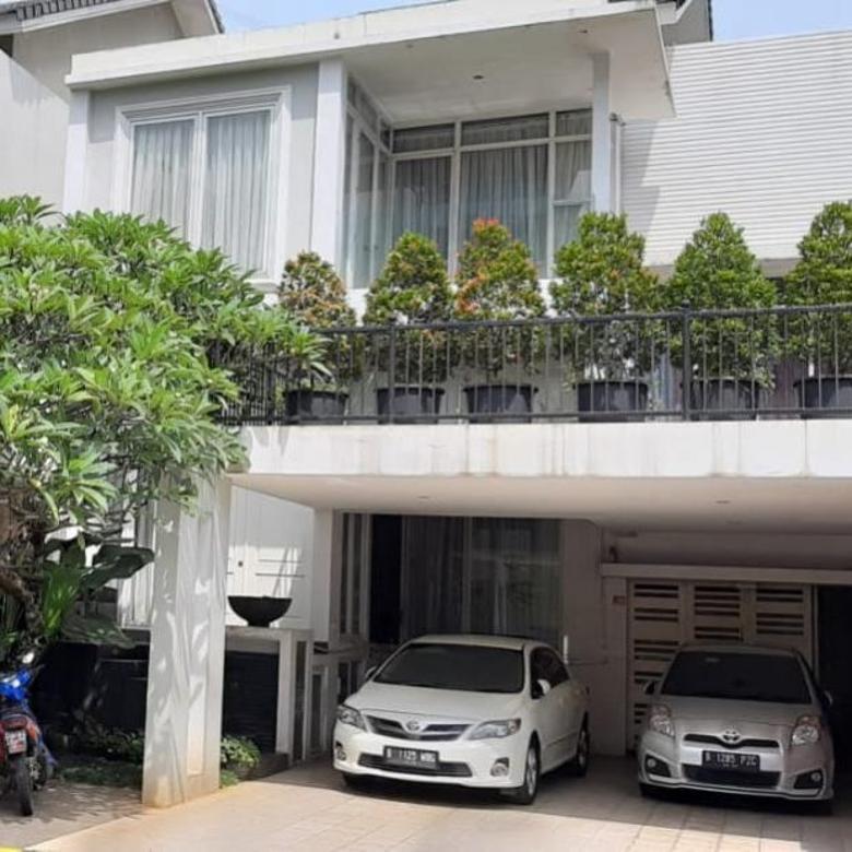Rumah di Kebayoran Residence Bintaro sektor 7