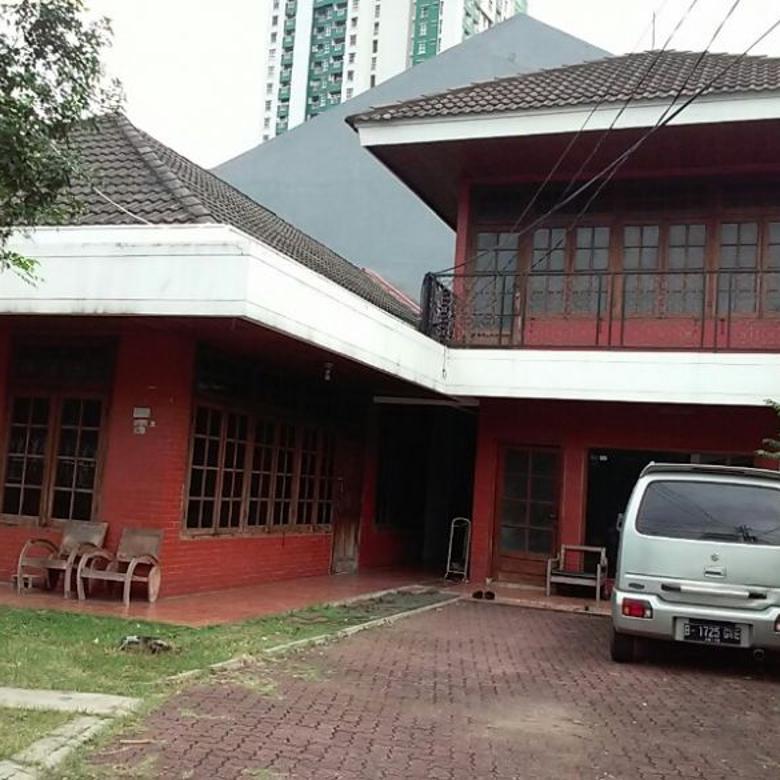 Rumah Di Salemba Jakarta Pusat