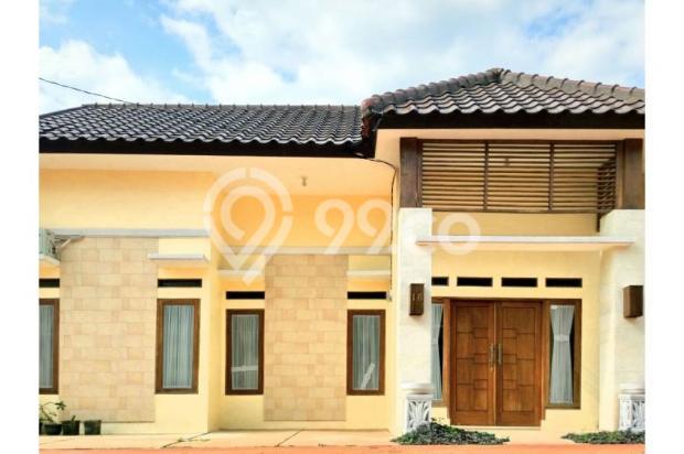 Dijual Rumah Murah Bernuansa Bali Di Bekasi, Dekat Dengan Tol 11064130