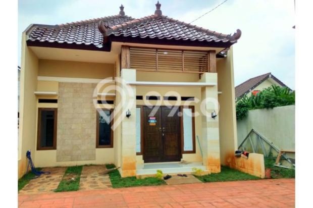 Dijual Rumah Murah Bernuansa Bali Di Bekasi, Dekat Dengan Tol 11064131