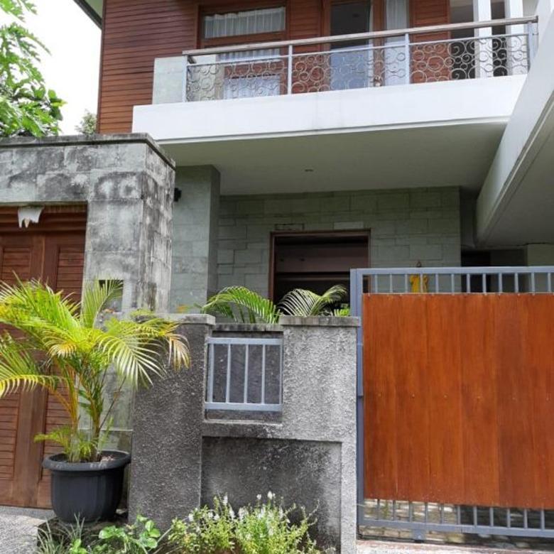 Rumah style villa dikawasan mas ubud gianyar bali