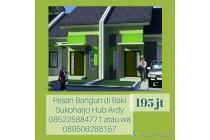 Rumah Cantik Pesan Bangun 60 m²
