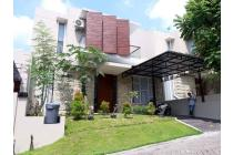 Rumah full furnish di perum Citra Grand Mutiara jl. wates km 9