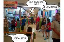 dijual kios ITC KUNINGAN Jakarta Selatan Ramai