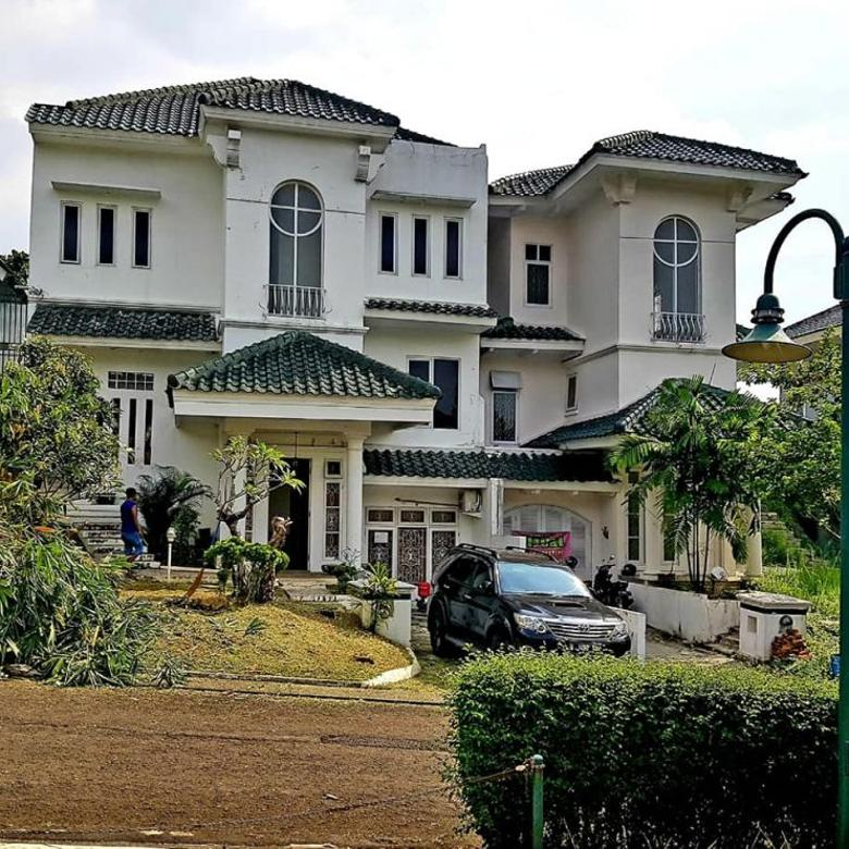 Rumah mewah dan nyaman di kawasan sentul city bogor