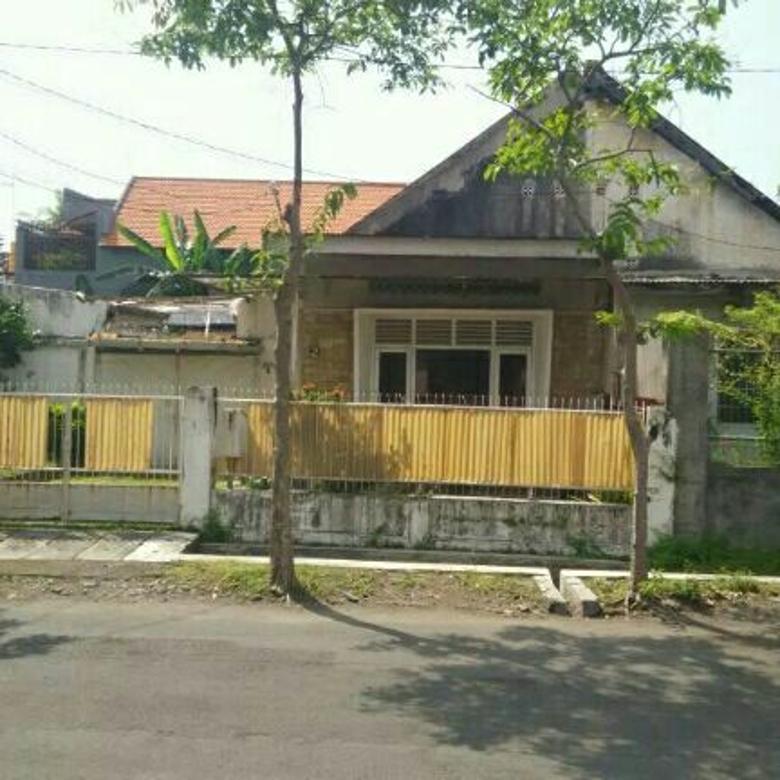 Rumah Dijual Sawunggaling Premium Langka Surabaya Pusat Dekat Raya Darmo