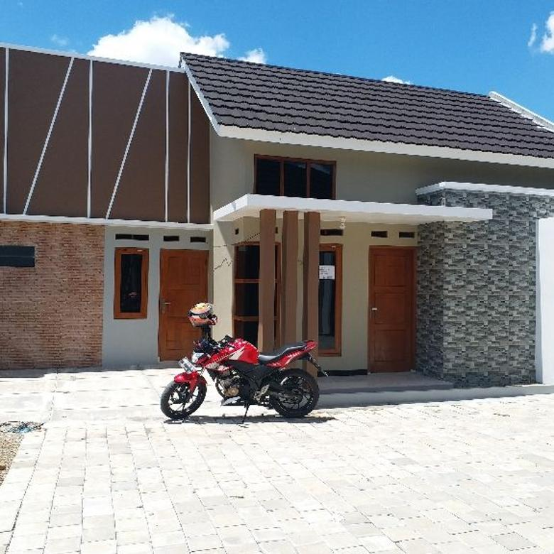 CLUSTER - Rumah Bagus Gress Ready Stock Nego
